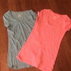 Small American Eagle shirts